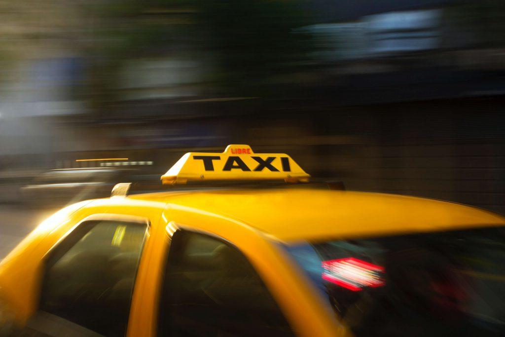 Taxi in Arnhem